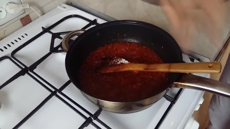 Салат Лян-пун(Острый салат с крахмалом) Соус