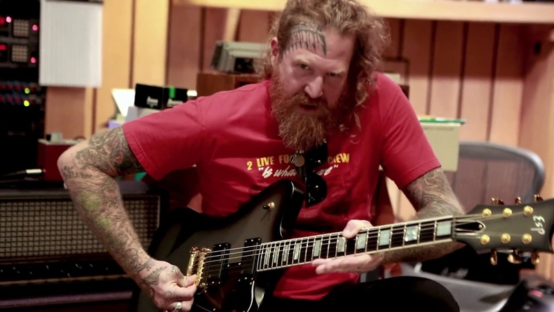 Mastodon - Toe to Toes [In-Studio Performance]