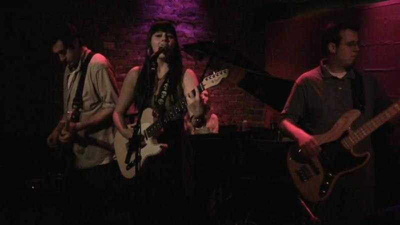 16.01.2009 - Nice Quiet (Live @ Rockwood Music Hall)