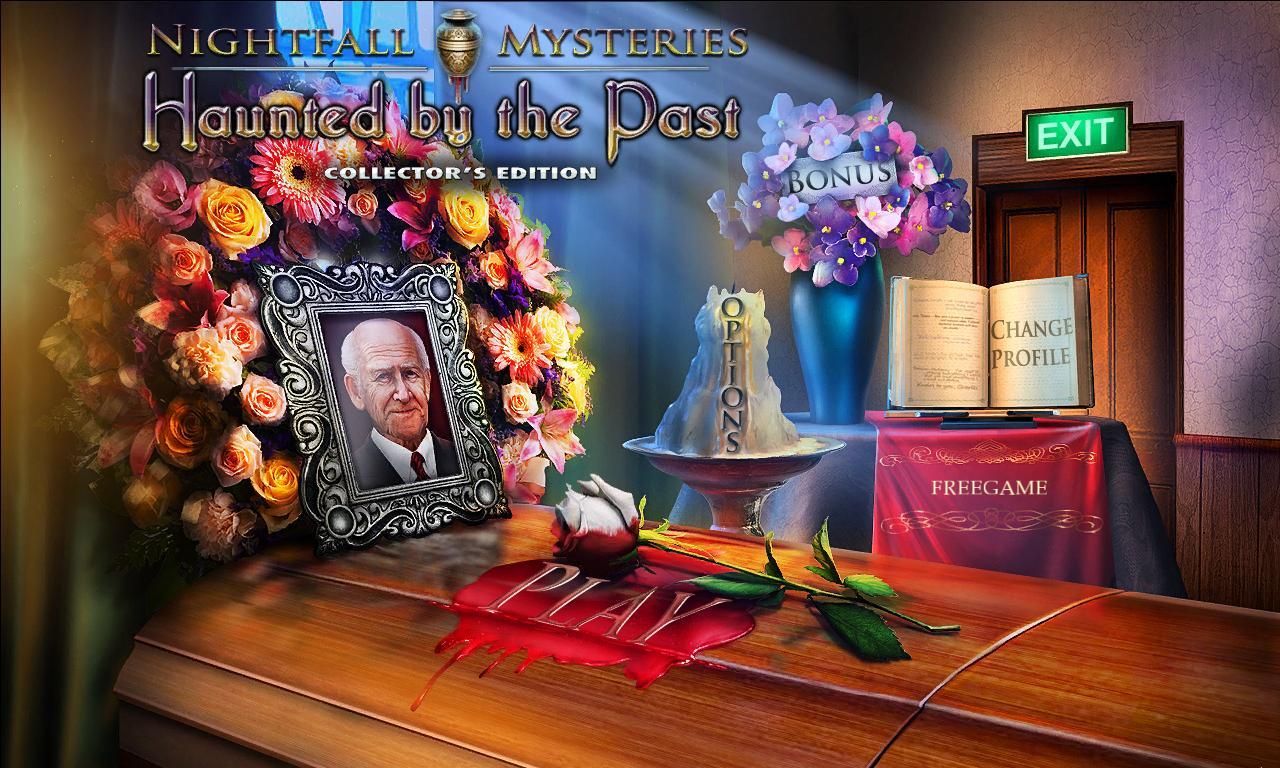 Тайны Сумерек 4: Преследуемый Прошлым. Коллекционное издание | Nightfall Mysteries 4: Haunted by the Past CE (Rus)