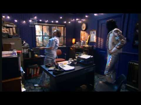 The Mighty Boosh/And That's Why I Can't Go For That