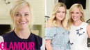 Reese Witherspoon on Twinning with her Daughter | Glamour