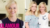 Reese Witherspoon on Twinning with her Daughter Glamour