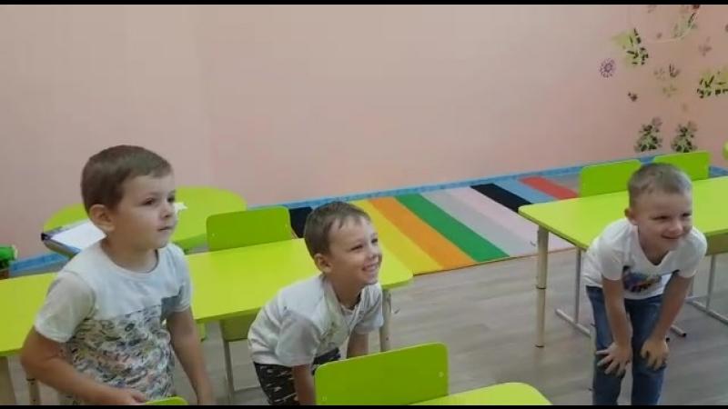 Группа ВСЕЗНАЙКИ (1ый этап подготовки к школе) Детский развивающий клуб ЛогоС Гагарин