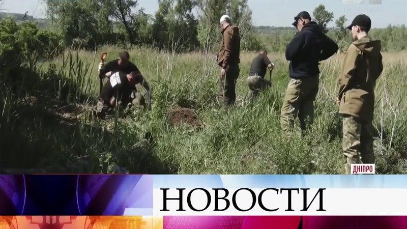 На Украине разгорается крупный скандал связанный с погибшими военнослужащими в Иловайском котле