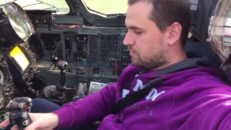 Відеоекскурсія Музеєм Військової Техніки в Луцьку