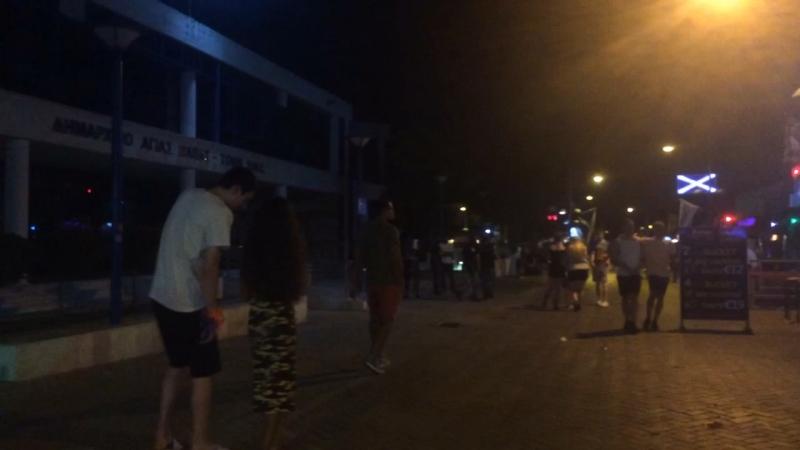 Ая напа улица баров