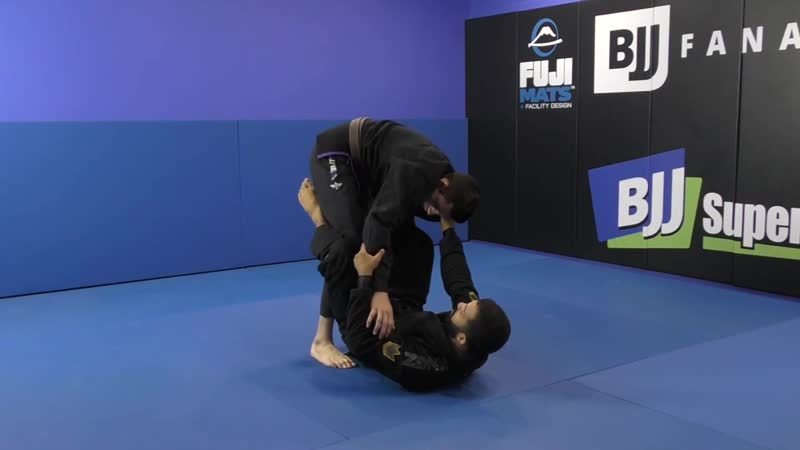 Bruno Malfacine Balloon Sweep Variation