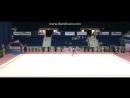 Полина Хонина лента финал Irina Deleanu Cup 2018 Бухарест