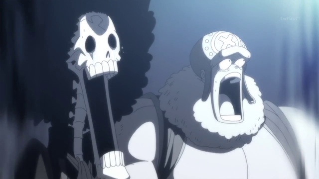 One Piece - 862 (Перевод - рус. сабы)
