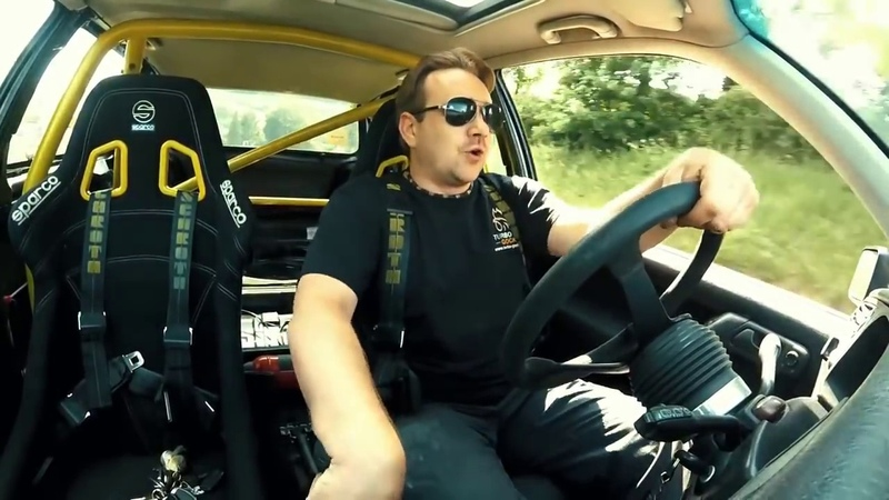 Gockel unterwegs im 700PS VW Golf 3 VR6 Turbo mit S400 Lader und EMU-Black