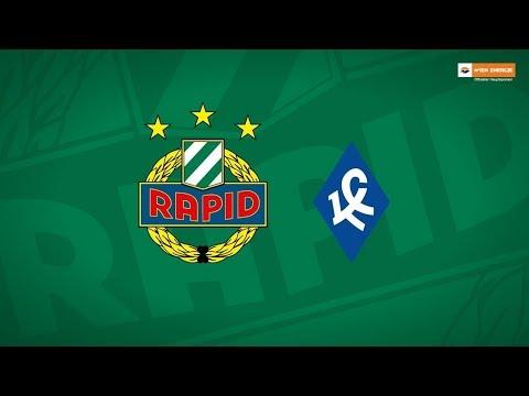 SK Rapid Wien vs KS Samara (RUS)