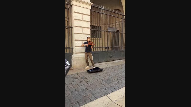 Лионский скрипач