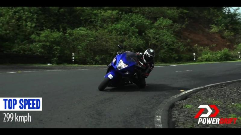 Top Music - Suzuki Hayabusa - Powerdrift