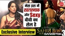 "Exclusive Interview"" Of Mahi Gill"" For The Film Saheb Biwi Aur Gangster 3"""