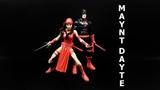 Обзор фигурок Marvel Legends Daredevil and Elektra SPDR BAF