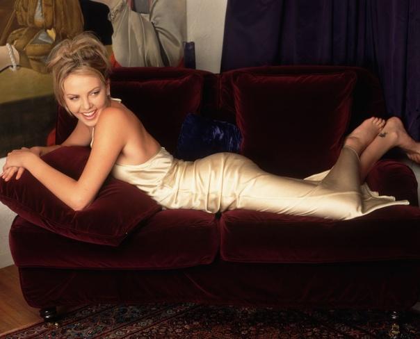 Charlize Theron, 1996 Neal Preston