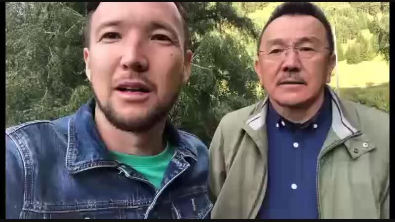 Қытай қазақтары,біз сіздермен біргеміз!