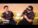 Flusha Golden Imitating CS:GO Weapon Sounds - IEM Sydney 2018