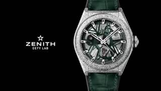 Zenith Defy Lab, world's most accurate mechanical watch