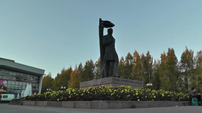 Памятники Сыктывкара