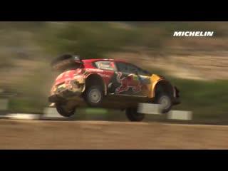 WRC 2019 - 03 Rally Mexico Highlights