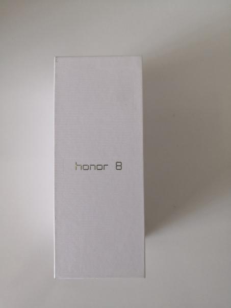 Honor 8 синего цвета, 64 гб