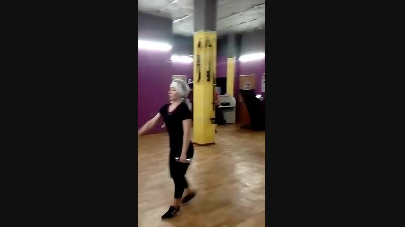 Силовая тренировка Инструктор Олеся Малина