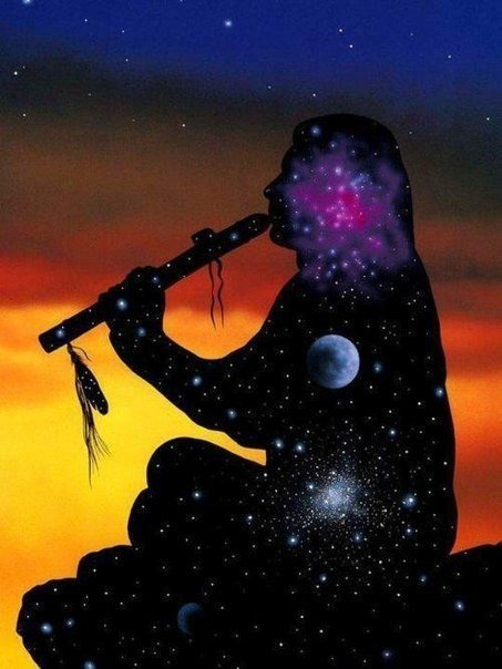 Coyote Oldman - Under an Ancient Sky - Под древним небом. Native American Flute Музыка Coyote Oldman (Старик койот) великолепно подходит для медитации и релакса, плавно уводя нас в мир