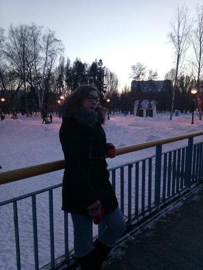 Алина Наймушина