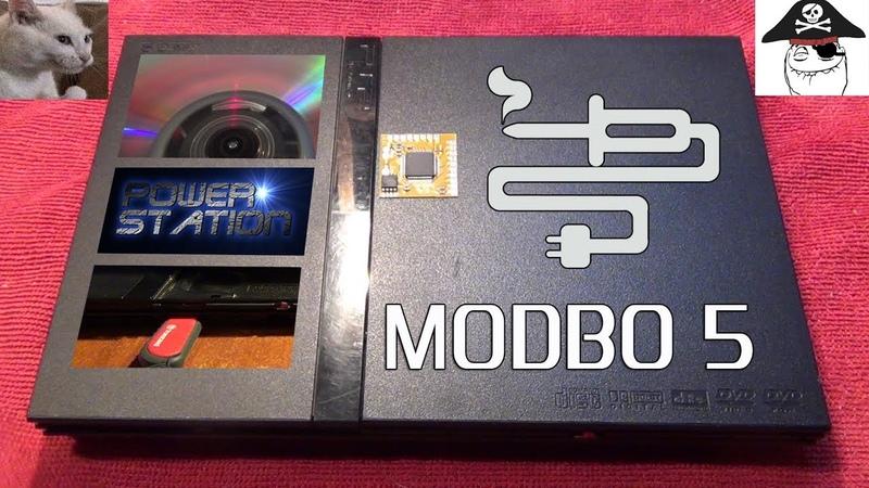 Чиповка PlayStation 2 MODBO 5 ¤