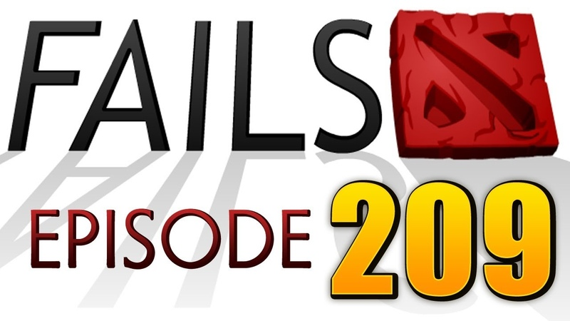 Dota 2 Fails of the Week - Ep. 209