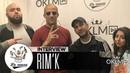 RIM'K Mutant l'indépendance la nouvelle génération du rap LaSauce sur OKLM Radio 17 09 18 OKLM TV