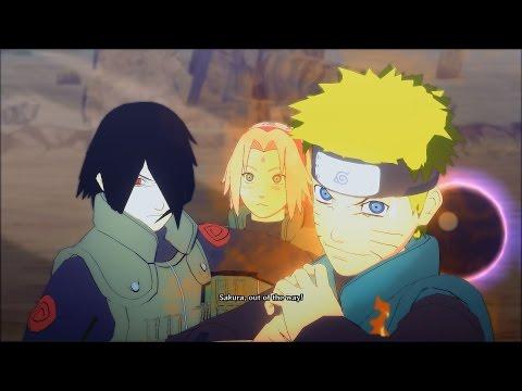 Naruto Ultimate Ninja Storm 4 PC MOD Jonin Naruto x Jonin Sasuke All Ultimate Jutsu Compilation