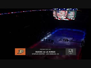 Nhl 2018-2019 / rs / 06.11.2018 / anaheim ducks vs los angeles kings
