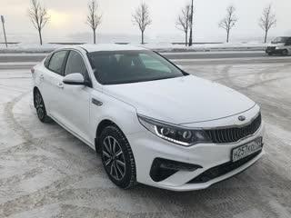 Прокат автомобиля kia optima 2018 | lux rent