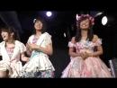 Kaotan Shibata Aya Graduation Perfomance Backstage