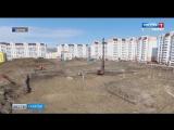 Фестиваль детского рисунка состоялся в микрорайоне Солнечный-2