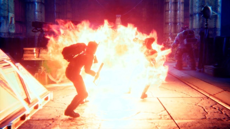 INSOMNIA: The Ark - Dystopian World Trailer