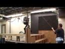 DARPA Man _runner_ Petman Robot Soldier Running doing Pushups _alien_ Atlas Boston Dynamics Humanoid ( 360 X 640 )