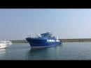 Новое судно на о. Байкал