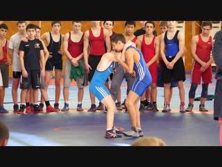 греко-римская борьба сборная России