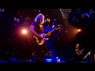 Metallica Moth Into Flame (MetOnTour - Budapest, Hungary - 2018)