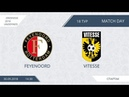 AFL18 Netherlands Eredivisie Day 18 Feyenoord Vitesse