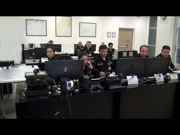 KQHO çərçivəsində HDQ taktiki müdaxilələr üzrə fəaliyyətləri icra edib - 14.11.2018