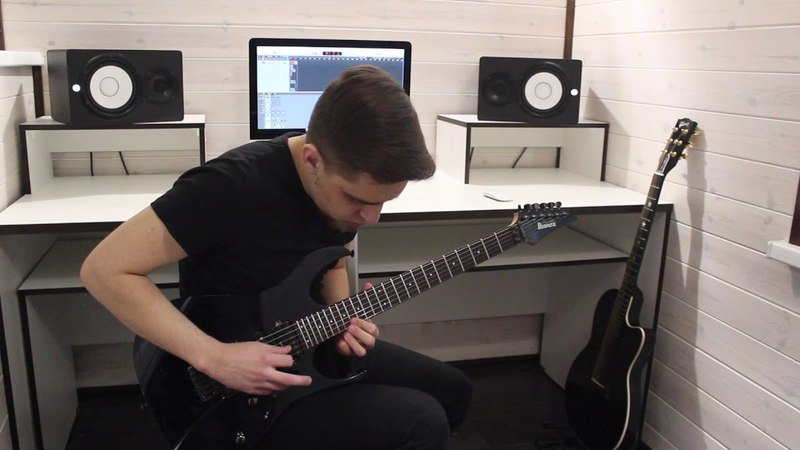Dream Theater - The Count of Tuscany Solo (Cover)