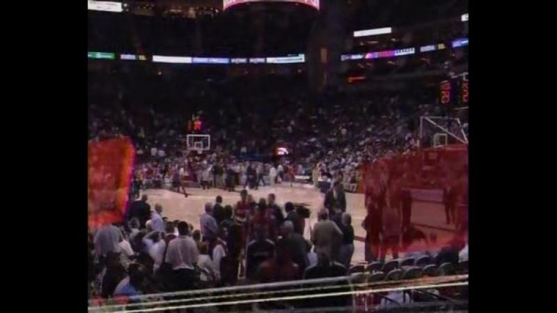 11.02.2008 Portland Trail Blazers @ Houston Rockets