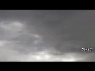 НЛО 2018! В Колумбии очевидцу удалось снять на видео НЛО.