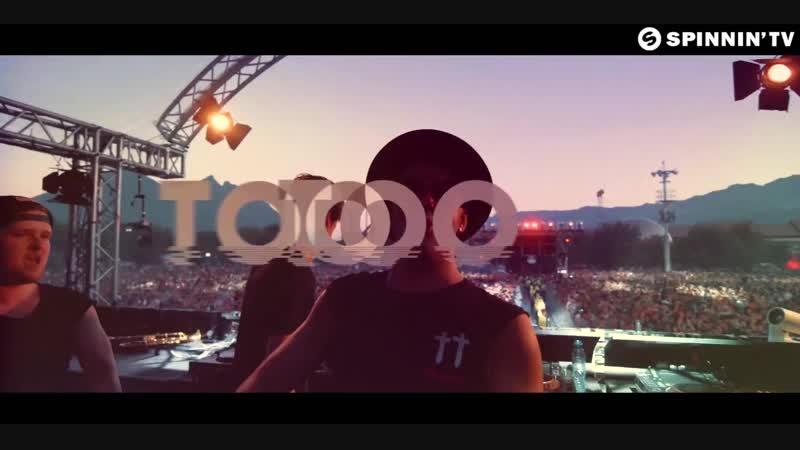 Timmy Trumpet _u0026 Sub Zero Project - Rockstar (feat. DV8) [Official Music Video]