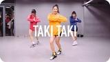 Taki Taki - DJ Snake ft. Selena Gomez, Ozuna, Cardi B  Ara Cho Choreography